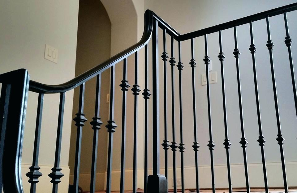 Iron Handrails Installation In Boise Boise Iron Fencing